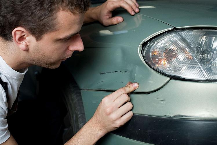 Удаление царапин с автомобиля своими руками